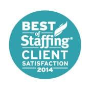 Best of Staffing 2014