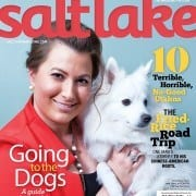Salt-Lake-Magazine-Cover-Issue_Ema-Ostarcevic_SGP_May-June-2015_Going-to-the-Dogs1